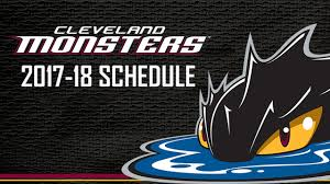 is sizzler open on thanksgiving monsters release 2017 18 regular season schedule cleveland monsters