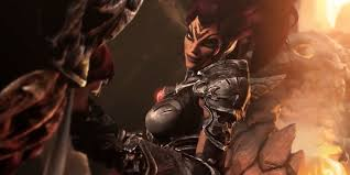 the sister of the four horsemen rises in the first darksiders 3