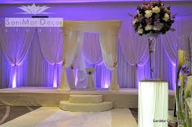 wedding decorations stage decor