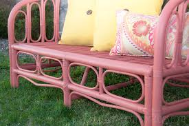 Paint For Metal Patio Furniture Painting Outdoor Furniture With Chalk Mineral Paint My Island