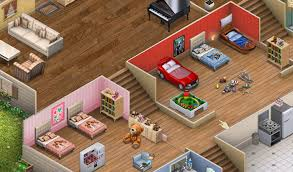 house design virtual families 2 anyone finished and decorated their vf2 home yet last day of work