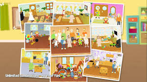 Rooms In A House My House Fun For Kids Android Apps On Google Play