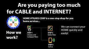 Connect Your Home by Home Utilities Home Utilities 1 844 466 3885
