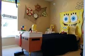 spongebob bedroom spongebob decorations for bedroom themed kids bedroom decor