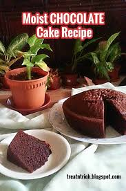 treat u0026 trick moist chocolate cake recipe