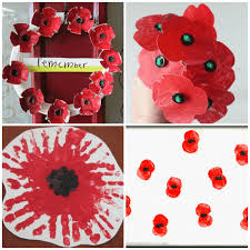11 creative veteran u0027s day poppy crafts from abcs to acts