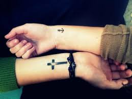 cross tattoos pictures