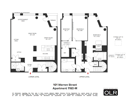 floor plan area calculator 101 warren st 1160m new york ny 10007 core real estate