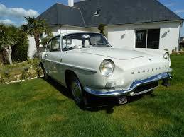 1964 renault caravelle le retroviseur saumurois