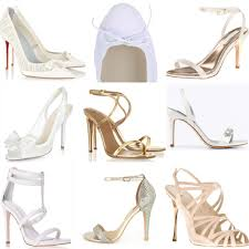 wedding shoes tips 20 wedding shoes to suit every style and budget plus tips