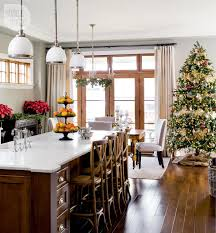 house tour natural and traditional christmas style at home