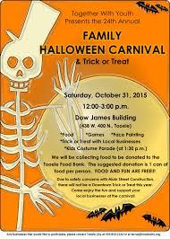 salt lake city halloween events 2015 family halloween carnival u0026 trick or treat 2015 tooele city