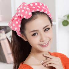 korean headband 2017 beauty headband korean big bow headband makeup