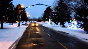 take a drive down 25 christmas lane at bronner u0027s christmas