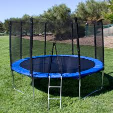 best black friday deals on trampolines skywalker trampolines 12 u0027 round trampoline and safety enclosure