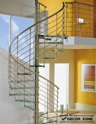 Banister Glass Stainless Steel Staircase Railing Designs A More Decor