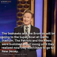 Seahawks Lose Meme - joke the seahawks and the broncos will be going to the conan