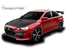 mitsubishi ralliart logo wallpaper lancer evo 10