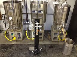 Homebrew Spreadsheet Great Fermentations Blichmann Tower Of Power Setup Cool Things