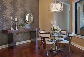 Wallpaper Designs For Dining Room Wallpaper In Dining Room Large And Beautiful Photos Photo To