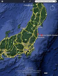 Fukushima Radiation Map Japan Another Ring Of Fire Warning At M5 9 Near Fukushima