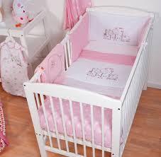 Cot Bedding Set Kite Cosi Cot 4 Bedding Set Pink Hello Ernest