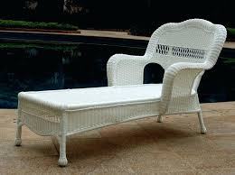 Walmart Outdoor Chaise Lounge Cushions Indoor Wicker Chaise Lounge Cushions By The Pool Or On The Deck A