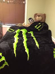 Where Can I Sell My Bedroom Set Monster Energy Blanket Where Can I Get A Rockstar Energy Drink