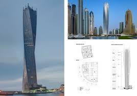 cayan tower floor plan cayan tower dubai marina the skyscraper with a twist