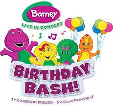 image birthdaybashlogo png barney wiki fandom powered wikia