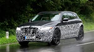 jaguar j type 2015 possible jaguar e pace test mules spotted