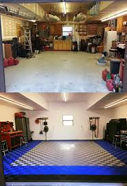 Garage Floor Snow Containment by 81 Best Before And After Images On Pinterest Garage Flooring