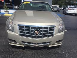 price of 2013 cadillac cts used 2013 cadillac cts 3 0l luxury sedan for sale u6071