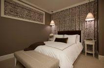 wohnung gestalten schlafzimmer creme gestalten wohnung auf braun beige rheumri