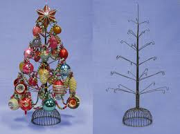 wire display tree for 32 ornaments