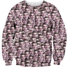 customizable selfie sweaters custom shirt