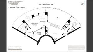 900 Biscayne Floor Plans Porsche Design Tower Sunny Isles Beach Condo One Sotheby U0027s