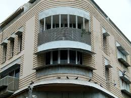 Art Deco Balcony by Bauhaus Art Deco Renovation Tel Aviv Israel Bob Cat Flickr