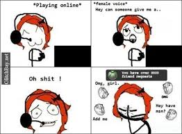 Girls Playing Video Games Meme - 17 best gamers images on pinterest photos addiction and bad news