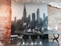 new york city skyline painting hudson goods blog