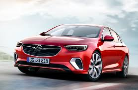 opel ireland opel revives the much loved gsi badge for its new insignia