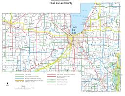 Wisconsin Scenic Drives Map Bike The Kettle Moraine