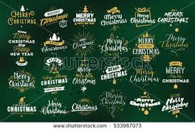 merry logo free vector stock graphics images