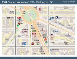 Dc Comics World Map by 1301 Connecticut Avenue Miller Walker Retail