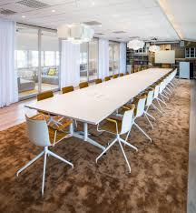 Modern Conference Room Design by Beautiful Modern Office Renovation In Stockholm