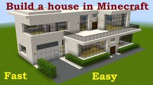 how to build a house how to build a house in minecraft easy step by step tutorial