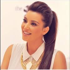 hair with poof on top side ponytails for long hair hair style and color for woman