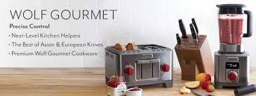sur la table toaster oven wolf gourmet appliances cookware sur la table