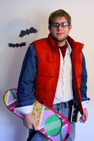 Marty Mcfly Costume Halloween Costumes