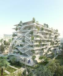 building concept nl a reveals plans for open concept green office building in